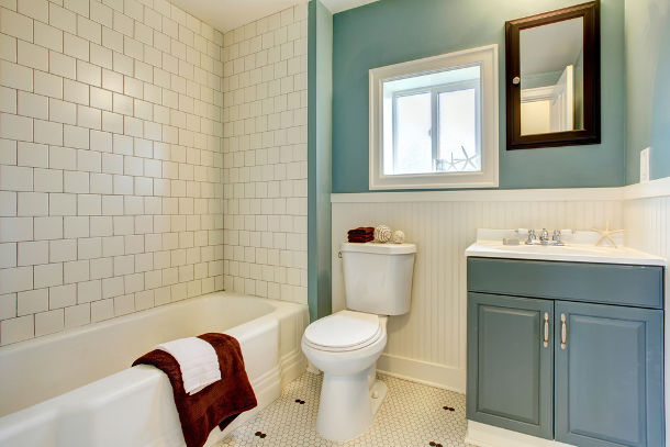 bathroom painting reno