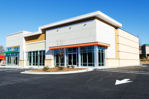 commercial exterior painting reno
