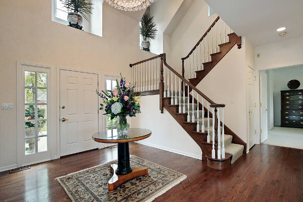 staircase painting reno