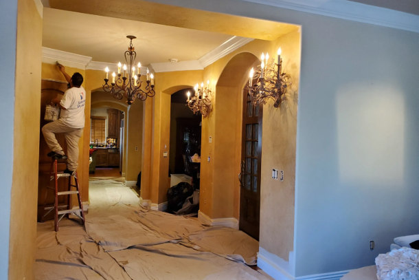 wall painter reno